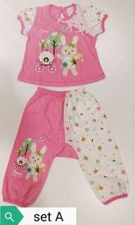 Baby Clothes Set ( per set)👗👗