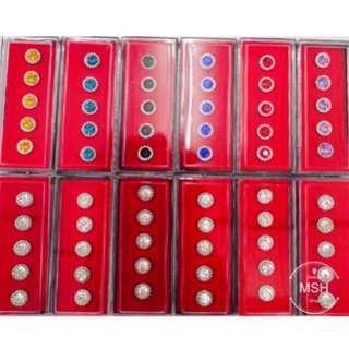 🌙 HOT NEW Butang Baju Melayu Raya Set 12 Kotak 🌙
