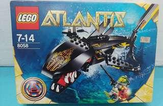 bnib rare only one available now lego 8058 atlantis not star wars #endgameyourexcess
