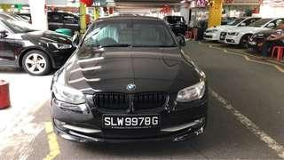 BMW 320I Convertible for Rent
