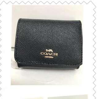 Coach SMALL TRIFOLD WALLET (COACH F37968)