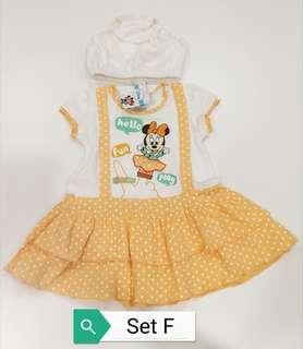 Baby Clothes Set (per set)👗👗
