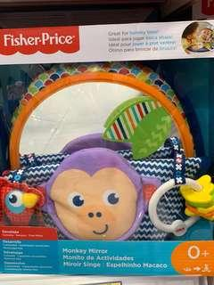 Fisher Price Monkey Mirror #kids300