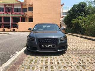 Audi A3 Sportback 2.0 TFSI quattro S tronic 5-Dr Auto