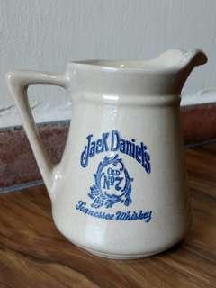 🚚 Vintage Ceramic Jack Daniel's Jug
