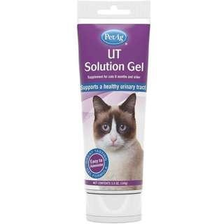 urinary tract - PetAg UT Solution Gel Supplement for Cats 3.5oz