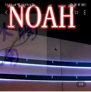 Toyota Noah voxy front light