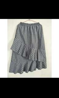 不規則魚尾裙