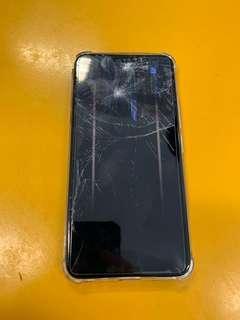 Broken LCD vivo model 1726
