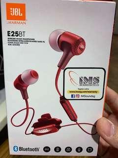 🚚 Jbl Bluetooth Earphone E25BT