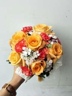 Soul in Love Bridal Bouquet