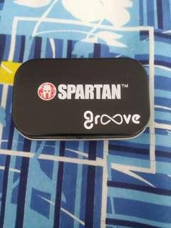 SPARTAN Groove Ring