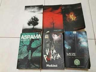 Novel - novel Seram