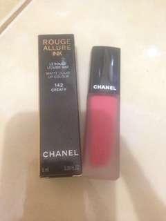Chanel Rouge Allure ink 142-creatif
