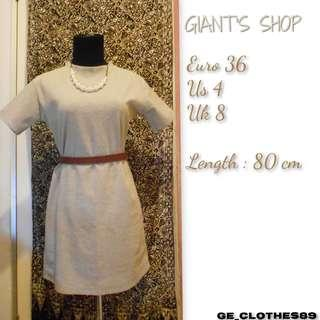 Gray Dress from GIANT'S shop
