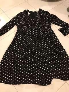 🚚 Maternity work dress Size UK 12