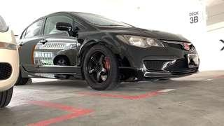 Honda Civic Type R JDM Manual