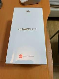🚚 **BRAND NEW Huawei P20 128GB (BLACK) LOCAL SET from Singtel**LOWEST IN CAROUSELL!!