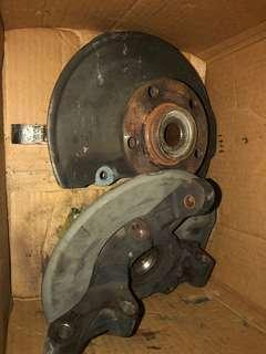 Lancer Inspira wheel bearing depan / front