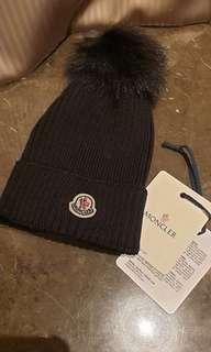 🚚 Moncler 大童 大球球 毛帽