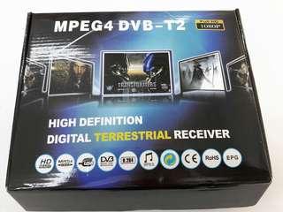 Digital TV -  Box(EL)