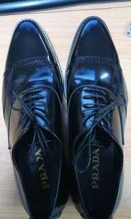 Prada Shoes Formal - Original From Hongkong Prada Store