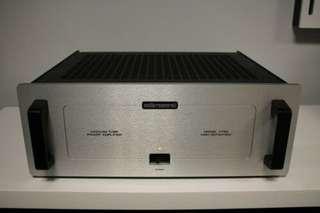 後級power amplifier