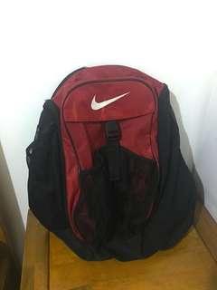 Nike black-red backpack/sports bag