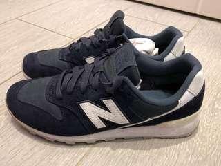 New Balance 996 Running Navy x White EU37.5