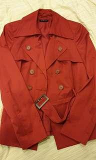 🚚 Sisley 正品 紅色風衣