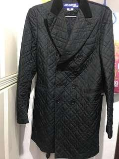 Junya Watanabe quilted Double Breasted Jacket