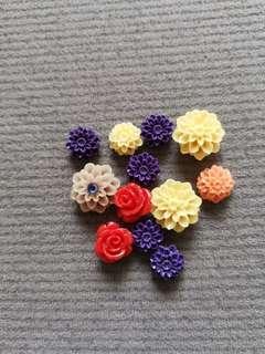 🚚 Flower beads