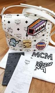 Mcm patricia sling bag (on sale now!!!)