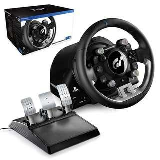 Thrustmaster T-GT & TH8A shifter