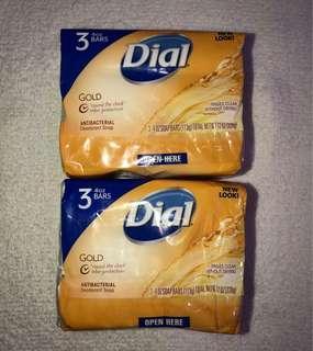 Dial Soap Bar