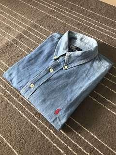 Denim Ralph Lauren shirt