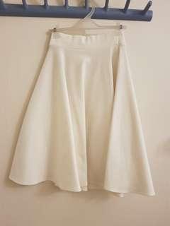 Full Round Midi Skirt