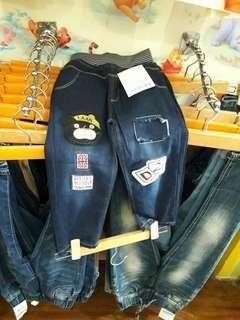 Celana Jeans anak umur 4-6thn,no.wa.081378713287