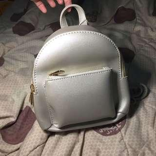 BRAND NEW miniso backpack mini