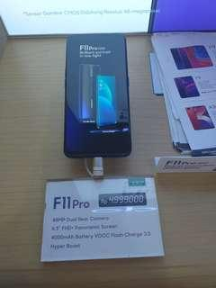 Oppo F11 Pro,bisa kredit proses 3 menit