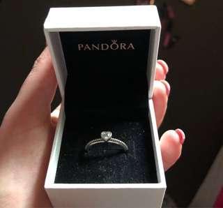 Pandora heart Silva ring