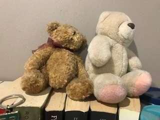 Boneka teddy bear / beruang