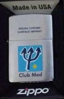 Zippo Club Med