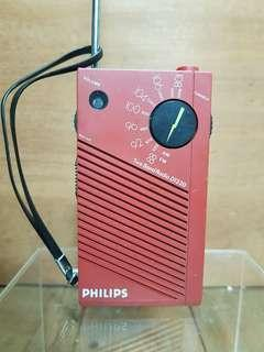 Philips Portable Two Band Radio (D1220)