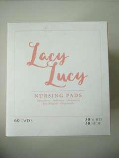 🚚 Lacy Lucy Disposable Nursing Pads