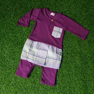 Baby Jumper Melayu ♡ Purple ♡