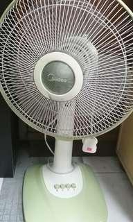 Midea Table Fan