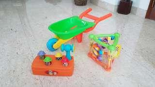 Baby Toys, bundle of toys