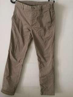 Chino jeans uniqlo
