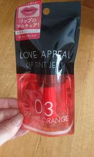Sana Love Appeal Lip Tint Jelly果凍唇釉